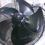 Axial Fans for motors 3 HP