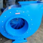 Centrifugal blowers for DC Motors