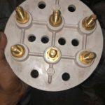 TERMINAL PLATE FOR SIEMENS MAKE MOTORS