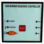 GAS BURNER SEQUENCE